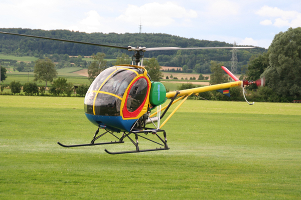 Flight Training For Commercial And Private Helicopter Pilots  MOTORFLUG BADE